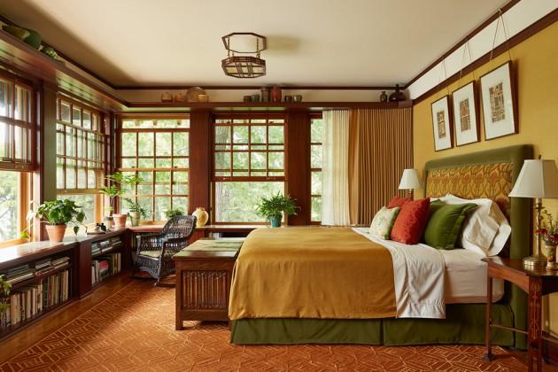 Craftsman-Bedroom-Interior-Designs-For-Inspiration