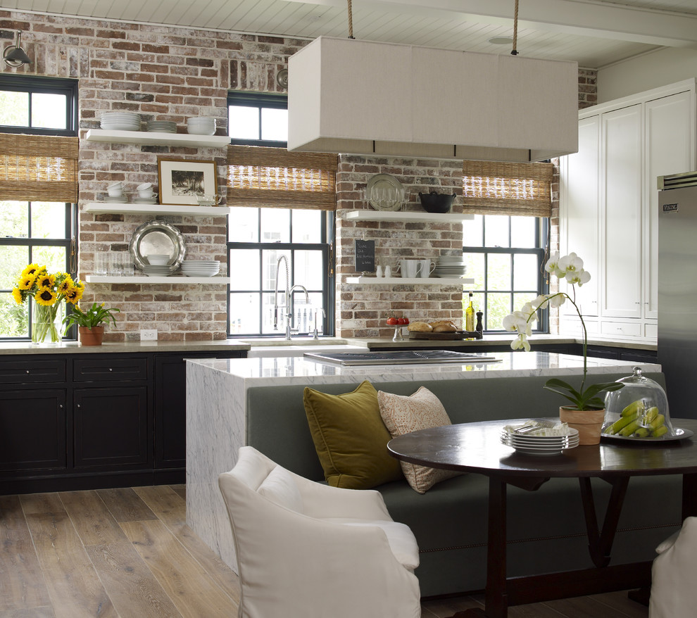 Incredible Kitchen Remodeling Ideas: 30 Incredible Transitional Kitchen Designs