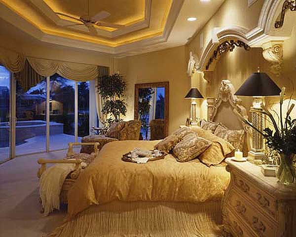 Mediterranean Bedroom Design (2)