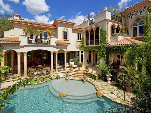 Mediterranean Exterior Design_