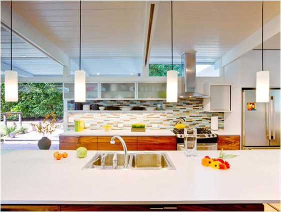 Mid-Century Modern Kitchens22