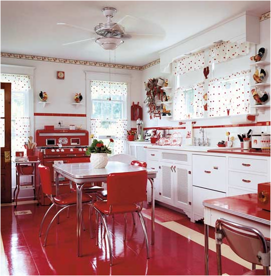Mid-Century Modern Kitchens5