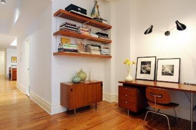 Midcentury Home Office Design ideass