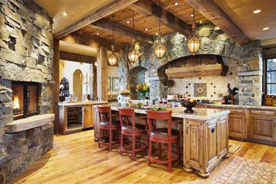 Natural-Rustic-Kitchen-Design-Ideas