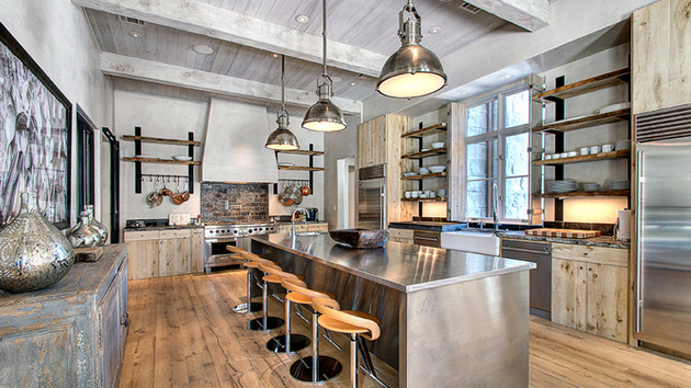 Outstanding Industrial Kitchens