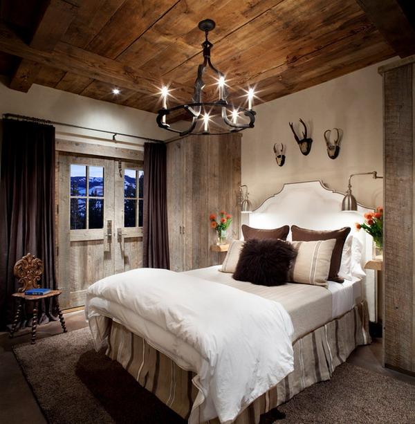 Rustic-Bedroom-Interior-