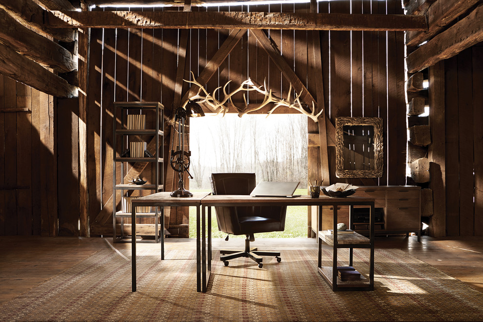 20 Great Farmhouse Home Office Design Ideas Wow Decor