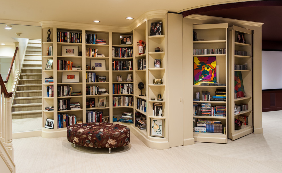 Superb-Corner-Bookshelf-decorating-ideas-for-Basement-Traditional-design-ideas-with-Superb-bookcase-bookshelves-built-in