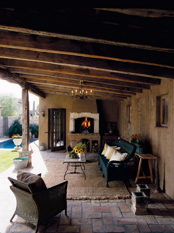Traditional-Rustic-Outdoor-Patio-Rugs-Decor