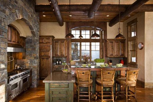 amazing--rustic-kitchen-design