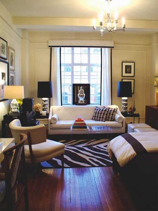 21 Cozy Apartment Living Room Decorating Ideas
