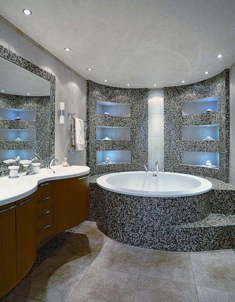 best-decoration-modern-bathroom-unique-wall-ornament