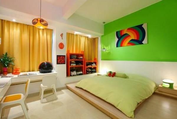 colorful-interior-design-bright-room-colors-