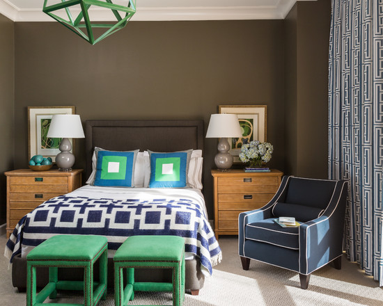 cool-transitional-kids-bedroom-design-contemporary
