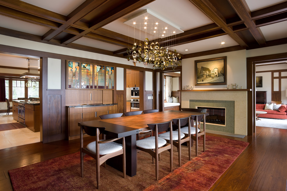 15 Wonderful Craftsman Dining Design Ideas – Wow Decor
