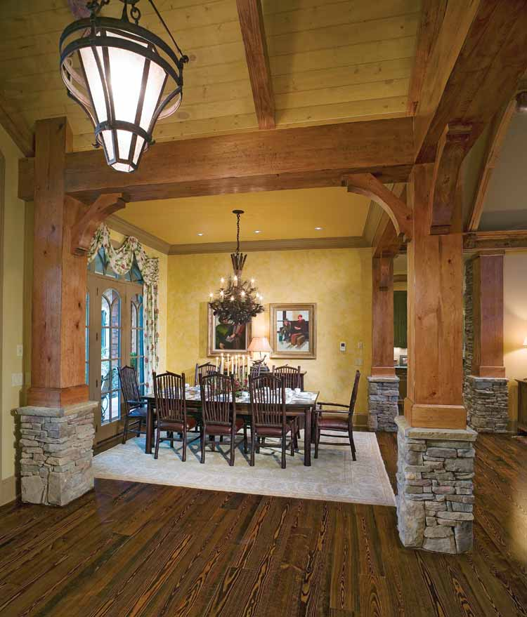 craftsman-style-dining-room-creative