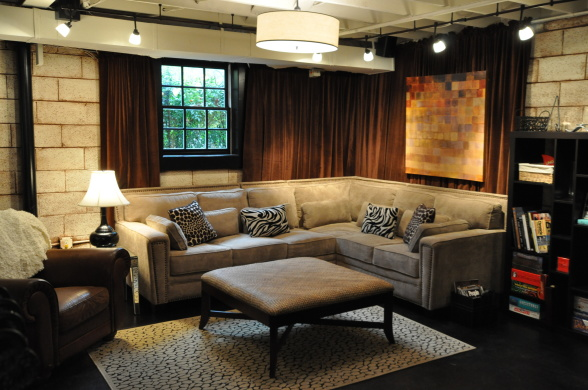 creating-an-industrial-style-basement