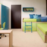 20 Fantastic Asian Kids Bedroom Design Ideas