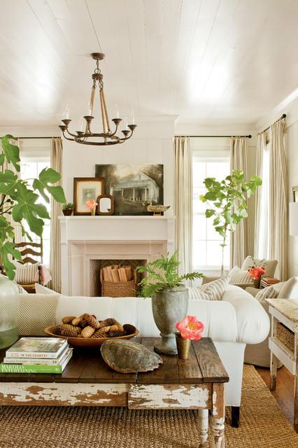 farmhouse-living-rooms