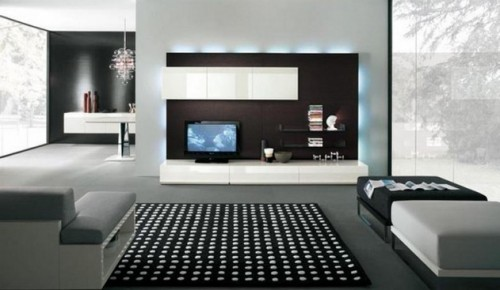 futuristic-design-bw-tv-wall-mount-living-room-design