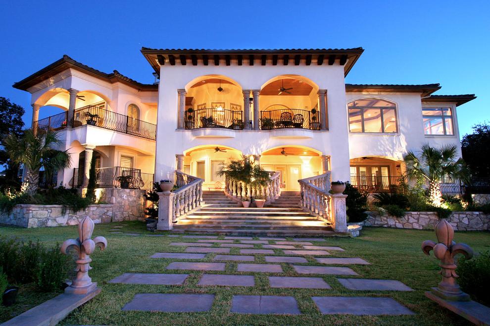 home-interior-design-Mediterranean-Exterior