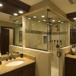 25 Beautiful Master Bathroom Design Ideas