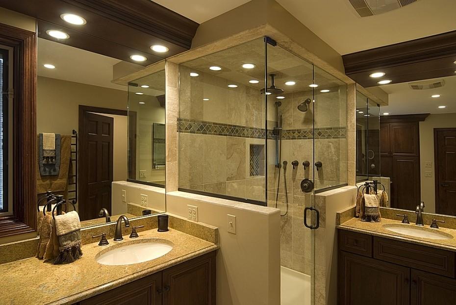 25 Beautiful Master Bathroom Design Ideas – Wow Decor