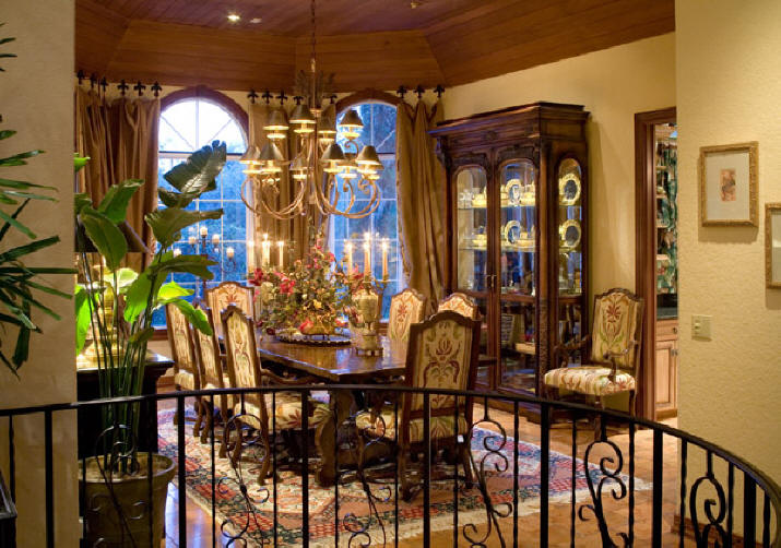 mediterranean-style-dining-room-design