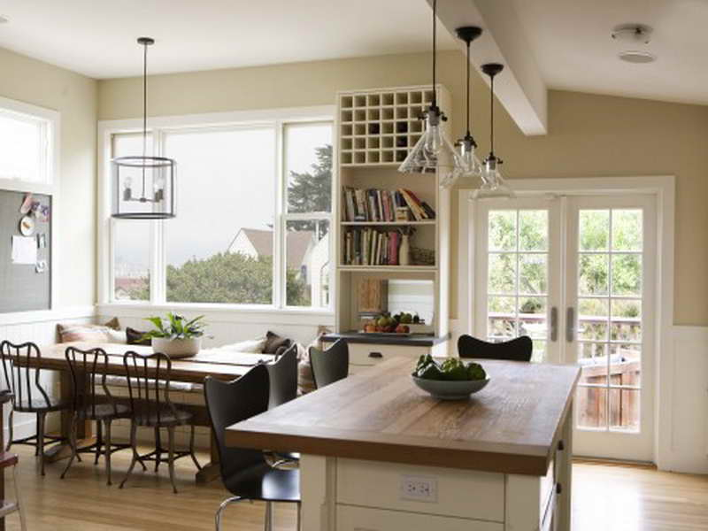 modern-farmhouse-style-open-dining-room-and-kitchen-design