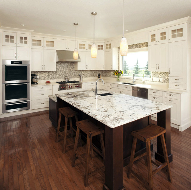 N Style Designs On Transitional Design: 30 Incredible Transitional Kitchen Design