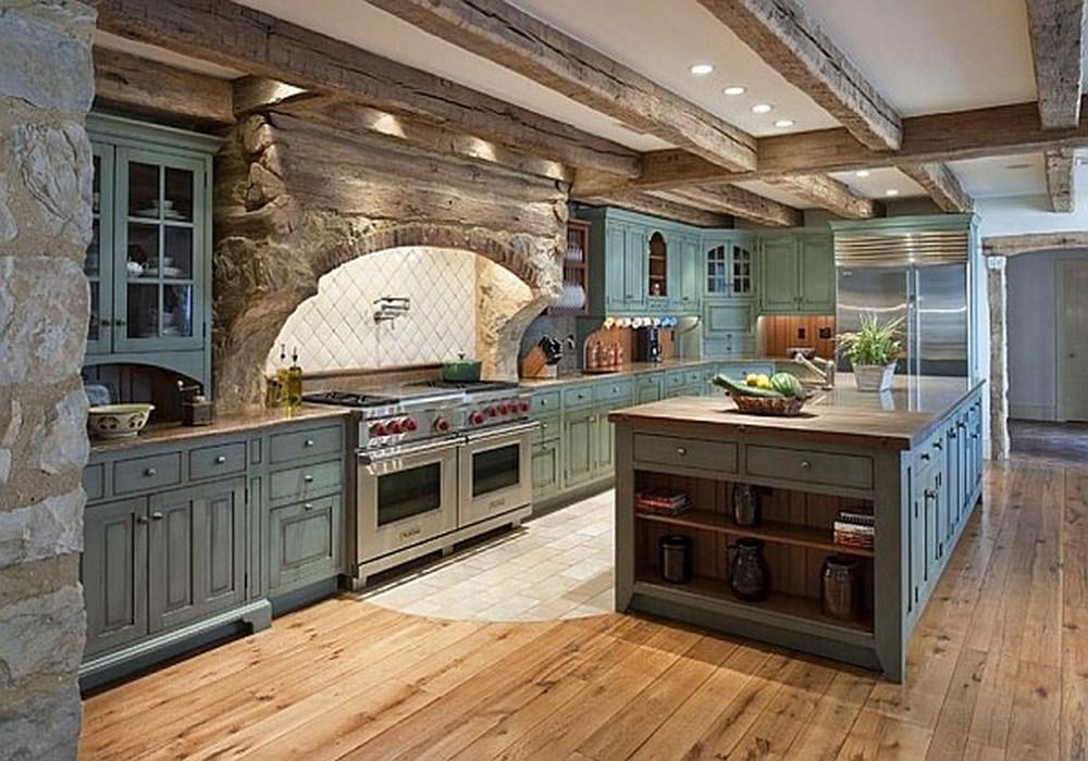modern-vintage-farmhouse-kitchen