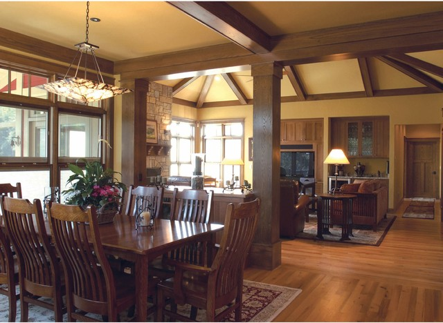 pics-for-craftsman-dining-room-chairs