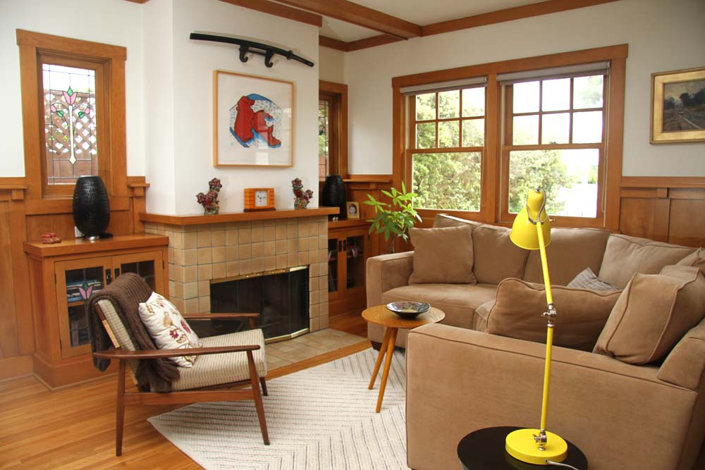 21 Beautiful Craftsman Living Design Ideas Wow Decor