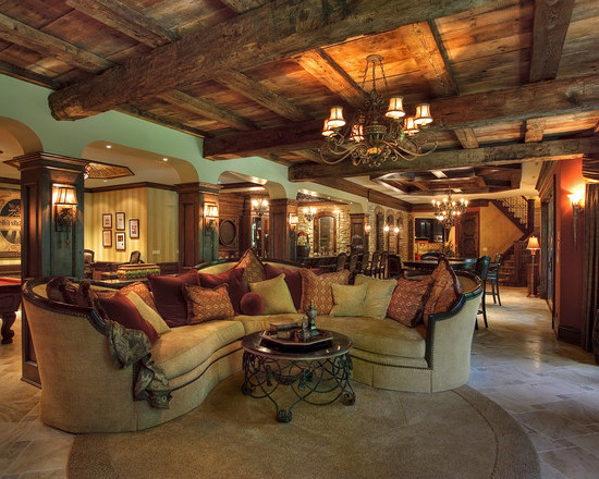 rustic-basement-ceiling-ideas-with-rustic-basement-ceiling-ideas