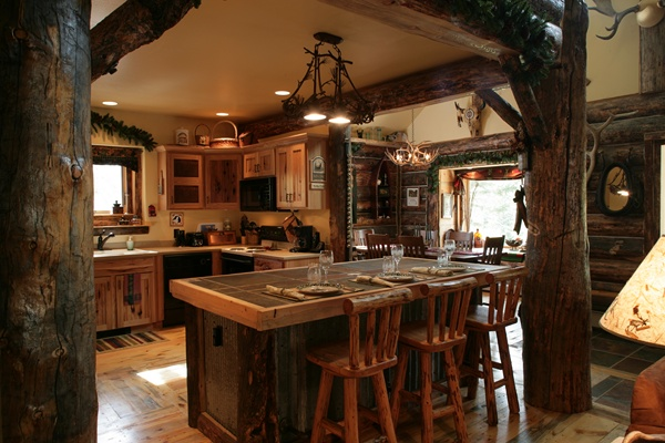 rustic-kitchen-table-decorations