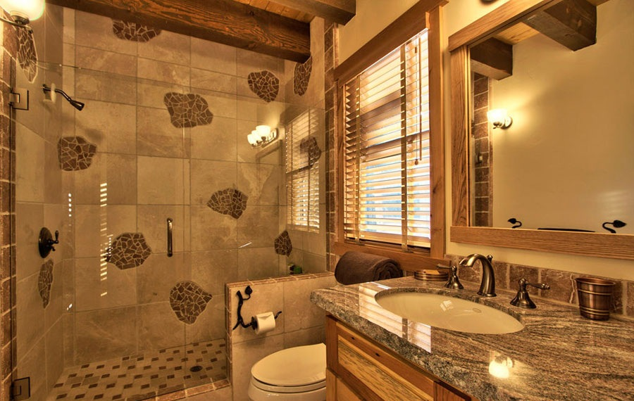 rustic_bathroom_design_of_house