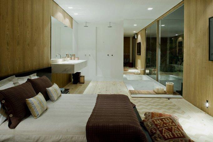 sexy open bath
