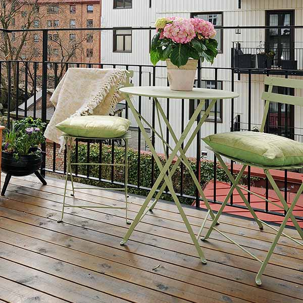 Cool Balcony Ideas: 15 Cool Small Balcony Design Ideas
