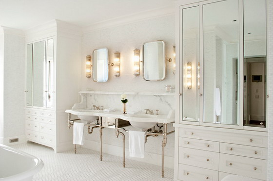 traditional-white-bathroom-ideas