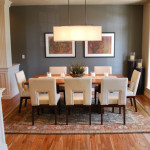 20 Stunning Transitional Dining Design Ideas