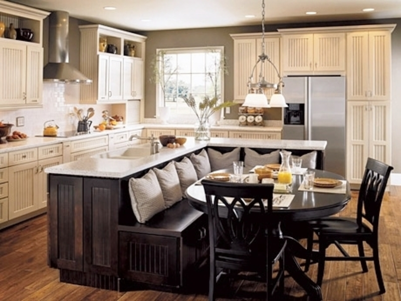 unique kitchen island ideas, kitchen, unique design