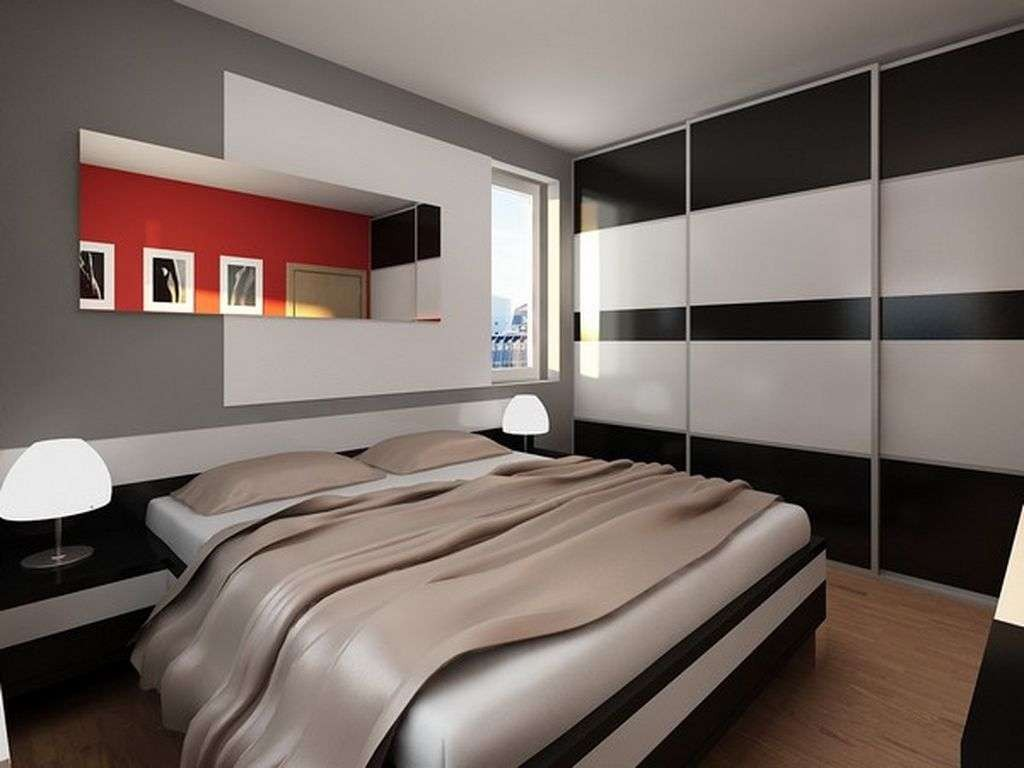 wallpapersmaster bed -small-black-and-white-master-bedroom-ideas