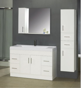 white-bathroom-cabinets