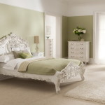 15 Amazing French Bedrooms Design Ideas