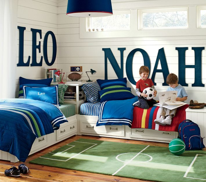 Boy Girl Bedroom Ideas: 25 Awesome Shared Bedroom Ideas For Kids