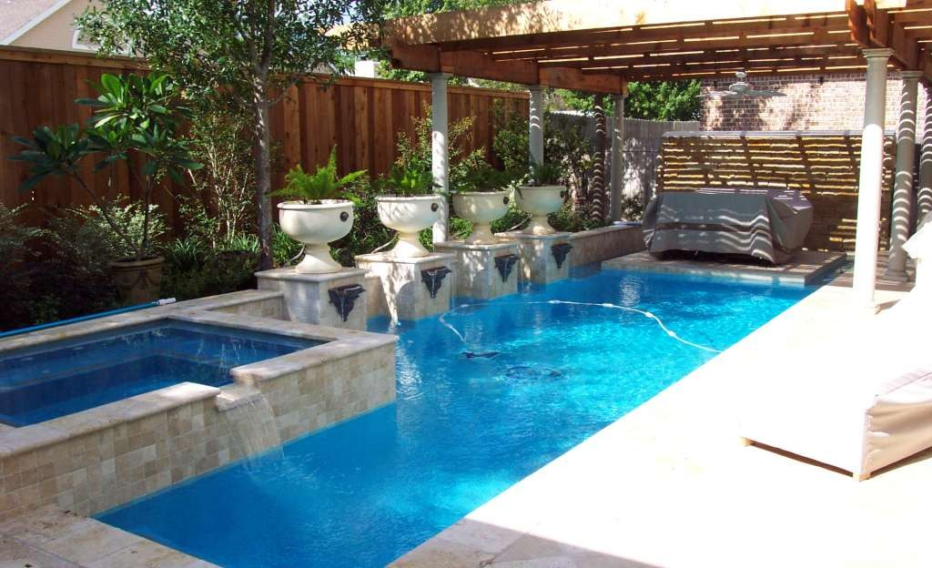 20 Amazing Small Backyard Designs with Swimming Pool | Wow ...