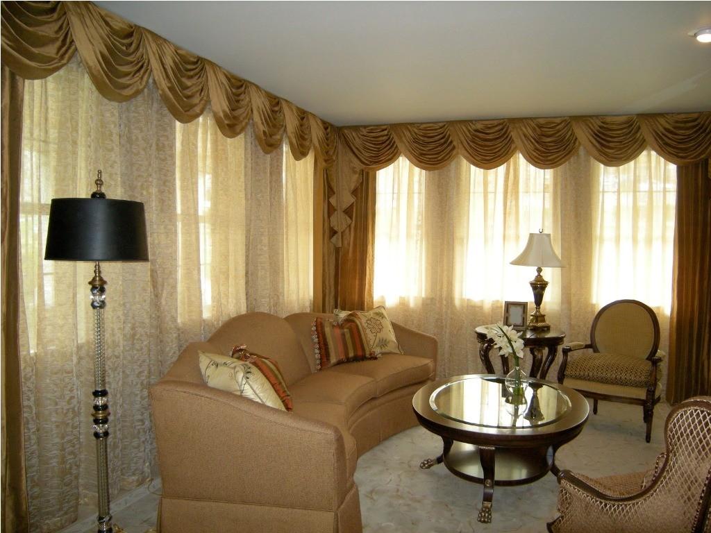 decoration-interior-luxury-white-silk-curtain-