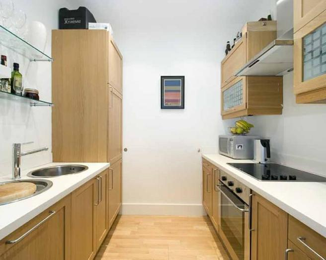 Small Galley Kitchen Design Pictures Ideas From Hgtv: 20 Best Small Galley Kitchen Ideas