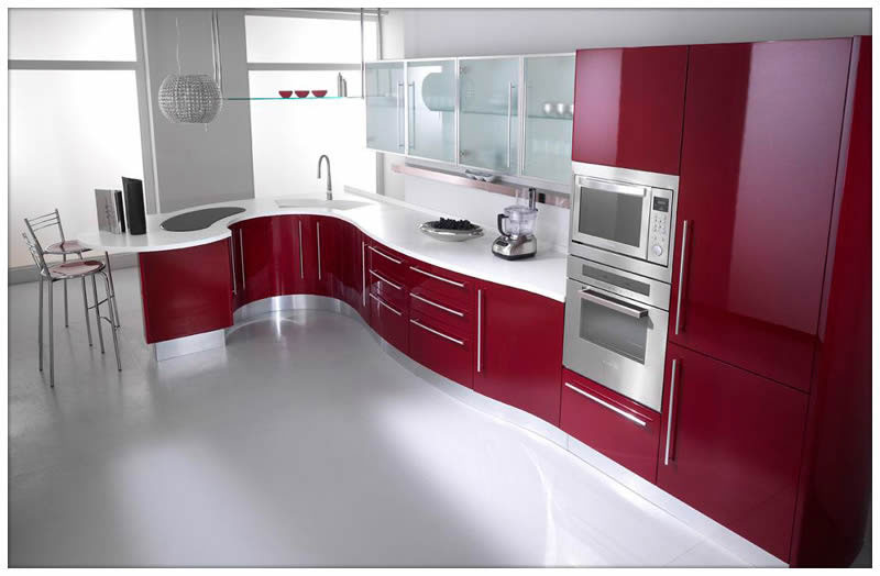 lacquer-modular-kitchen