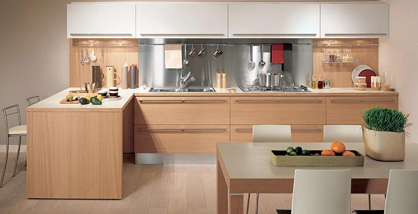 light-oak-wood-kitchen-cabinets-